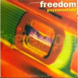 Freedom – Psycomelody (2 MANO,EN PERFECTO ESTADO.PELOTAZO MAKINARIA¡¡)