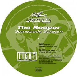 The Reeper  – Somebody Scream (2 MANO,COMO NUEVO.PELOTAZO JUMPER)