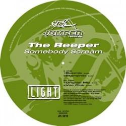 The Reeper  – Somebody Scream (2 MANO,COMO NUEVO.PELOTAZO JUMPER)