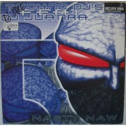 Techno DJ's Feat DJ Juanra – Nasty Naw (2 MANO,INCLUYE EL TEMAZO THE LIFE IS A DREAM¡¡ COLISEUM¡)