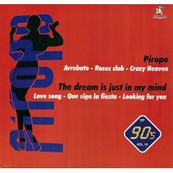 90's EP Vol. 19 (2 MANO,COMO NUEVO¡¡ INCLUYE PIROPO & ROSES CLUB-QUE SIGA LA FIESTA¡)