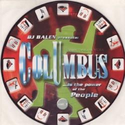 DJ Balen Presents Columbus Vol. 1 - Waiting 4 You(2 MANO,PERFECTO ESTADO.TEMAZO BUMPIN¡¡)