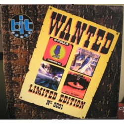 Wanted Limited Edition 0001 (2 MANO,TEMAZOS DEL 97)