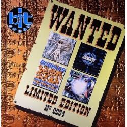 Wanted - Limited Edition Nº 0004 (2 MANO,PELOTAZOS MAKINA)