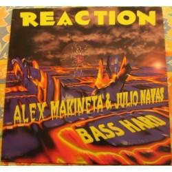 Reaction  – Bass Hard (TEMAZO MAKINA¡¡ NUEVO¡¡)