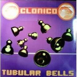 Clonico – Tubular Bells (2 MANO,COMO NUEVO)