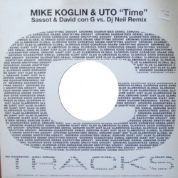 Mike Koglin & Uto / Avancada - Time / Go! 2004