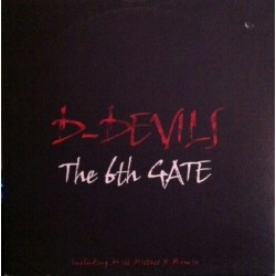 D-Devils – The 6th Gate (2 MANO,COPIA ALEMANA)