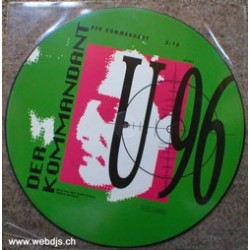 U 96 – Come 2Gether / Der Kommandant (2 MANO,PICTURE DISC ORIGINAL)