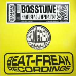 Bosstune – Get Up, Move & Dance (BASUCO REMEMBER DEL 98,COMO NUEVA¡¡)