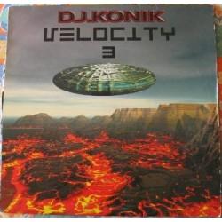 DJ. Konik  – Velocity Vol. 3 (2 MANO,PELOTAZO MAKINERO¡¡)
