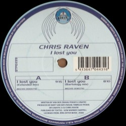 Chris Raven – I Lost You(2 MANO,MELODION SELLO BONZAI)