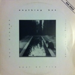 Anything Box – Living In Oblivion(2 MANO,COMO NUEVO.OLD GOLD)