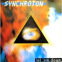 Synchroton – Let'em Down (2 MANO,TECHNO DE LOS 90)