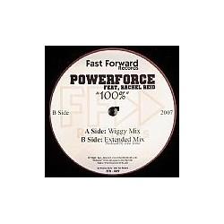 Powerforce Feat. Rachel Reid  - 100%