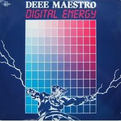 Deee Maestro – Digital Energy (2 MANO,REMEMBER DEL 92,SELLO TOP SECRET)