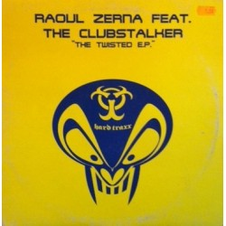 Raoul Zerna – The Twisted E.P. (2 MANO,SELLO HARD TRAX)