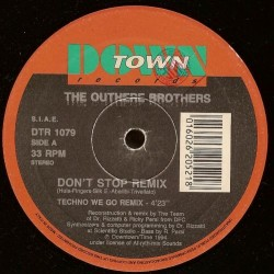 Outhere Brothers, The – Don't Stop (TEMAZO SOUND FACTORY¡¡)