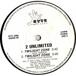 2 Unlimited – Twilight Zone (2 MANO,TEMAZO REMEMBER¡¡)