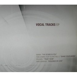 Vocal Tracks EP (INCLUYE NANIN-THE SOUND IN YOU & POLARIS-TRUST IN ME¡)