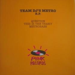 Team DJ's Metro – E.P. (OMO NUEVO,TEMAZOS REMEMBER¡¡)