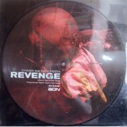 Chasis – Music Is Life/Revenge (NUEVO,PICTURE DISC ORIGINAL,TEMAZO¡¡)