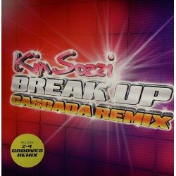 Kim Sozzi – Break Up (Cascada Remix)   TEMAZO KKO¡¡