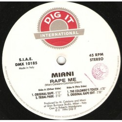 Miani – Rape Me (2 MANO,TEMAZO ACTV¡¡)