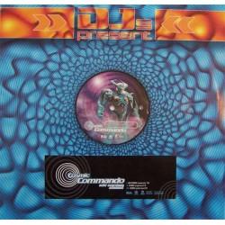 Cosmic Commando – Acid Overdose / Atemnot (NUEVO,TEMAZO LIMITE SANTOMERA CORTE B2¡¡)