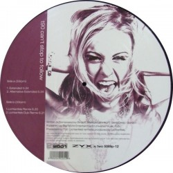 T90 – Can't Stop To Follow (CANTADITO IMPORT,PICTURE DISC,COPIAS NUEVAS¡¡)