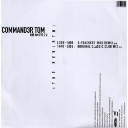 Commander Tom - Are Am Eye 2.3 (2 MANO,REMIX TECHNO + ORIGINAL¡¡)