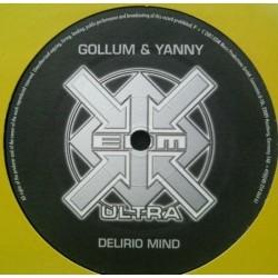 Gollum & Yanny – Delirio Mind (PROGRESIVO SELLO EDM,NUEVO)