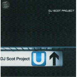 DJ Scot Project – U (BRUTAL¡¡¡ COPIA NUEVA IMPORT¡¡)