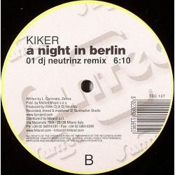 Kiker - A Night In Berlin(CABROTE¡¡¡ COPIAS NUEVAS¡¡)