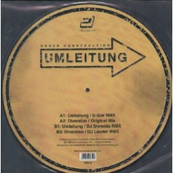 Under Construction – Umleitung (PROGRESIVO IMPORT,PICTURE DISC ESPECTACULAR)