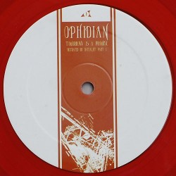 Ophidian – Tomorrow Is A Promise (ENZYME RECORDS)