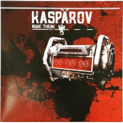 Kasparov – Nuke Them(MEGARAVE RECORDS)