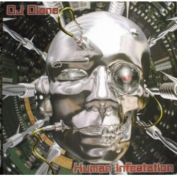 DJ Dione – Human Infestation (2 MANO,MEGARAVE RECORDS)
