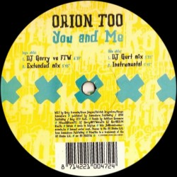 Orion Too - You & Me(COPIA IMPORTACIÓN EN PROMO¡¡¡)
