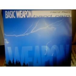 Basic Weapon – Hard Rain (2 MANO,PRODUCIDO POR RAUL SOTO)