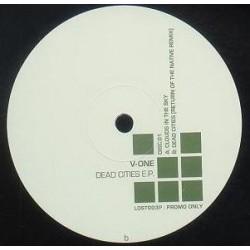 V One – Dead Cities EP(NUEVO,MELODIA PROGRESIVA DEL 2000)