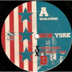 New York – Worldwine (2 MANO,PINK RECORDS)