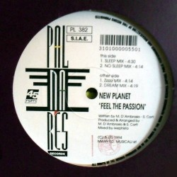 New Planet – Feel The Passion (2 MANO,JOYA REMEMBER¡¡)