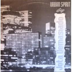 Urban Spirit  By Jota Demasiado – Brass End (2 MANO,BASE MUY BUENA¡)