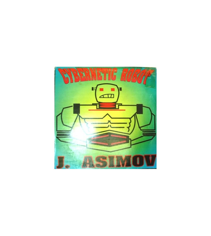 J. Asimov – Cybernetic Robot (2 MANO,SELLO VALENCIANO AREA INTERNACIONAL)