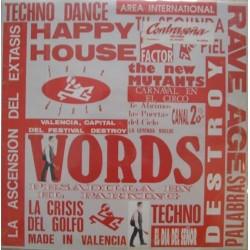 Jose Djota – Words (TEMAZO SELLO AREA INTERNACIONAL¡¡)