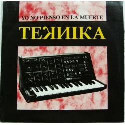 Teknika – Yo No Pienso En La Muerte(2 MANO,MEGABEAT RECORDS)