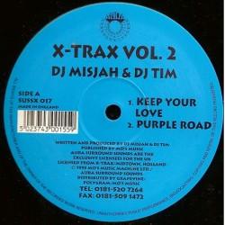 X-Trax Vol. 2(2 MANO,ROLLAZO DE BASE DEL 95¡¡)