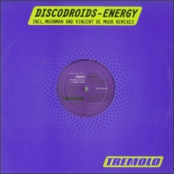 Discodroids – Energy (2 MANO,MELODIA DEL 98¡¡)