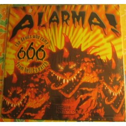 666 – Alarma(2 MANO,SELLO DJS @ WORK¡¡)